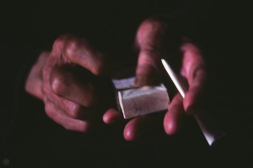 Aunty's Cigarette (1980)