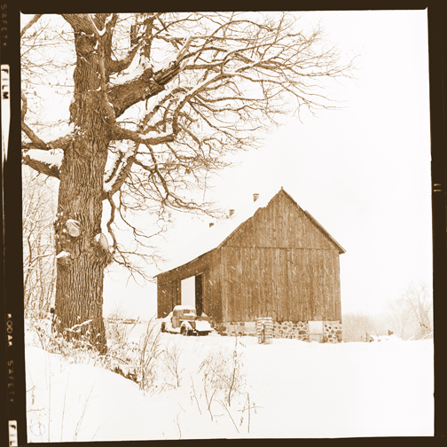 Barn (Sepia) (1968)