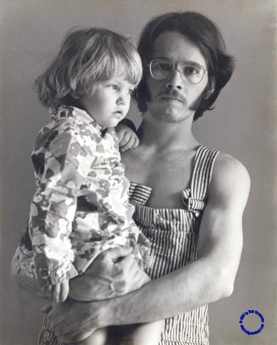 G13-6 Uncle Bud & Steph, 1974