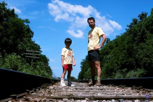 Matching T-Shirts (1989)