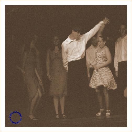 G24-6 Dancers (Sepia), 2003