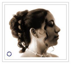 Elizabeth Prom Profile (Sepia), 2004
