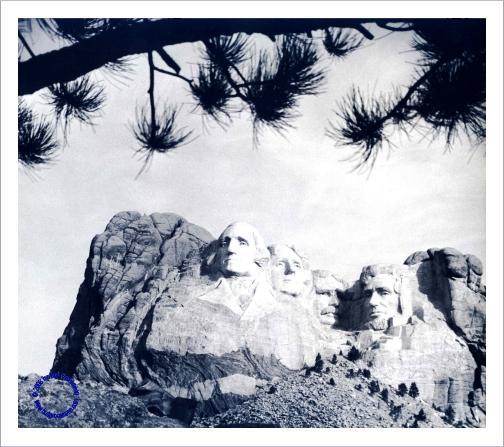 G20-3 Mt. Rushmore, 1968