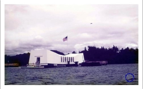 G20-5 USS Arizona Memorial, 1972