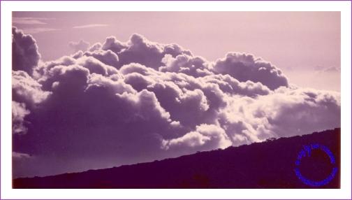 G10-3 Haleakala Clouds, 1977