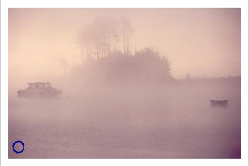 G14-4 Boat & Fog, 1979