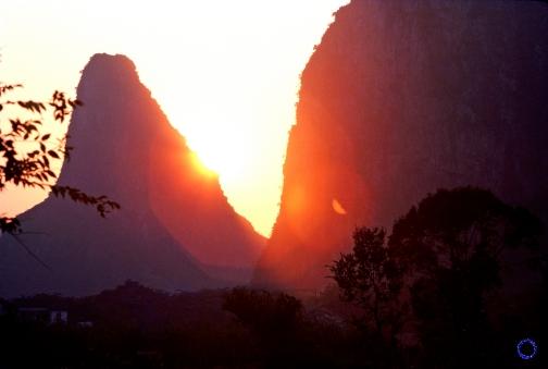G01-5 Kweilin Sunrise, 1980