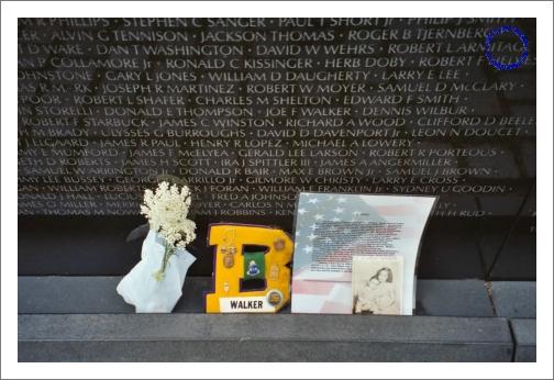 G20-6 Vietnam Wall, 2003