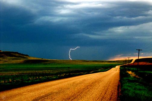 Evening Storm (2011)
