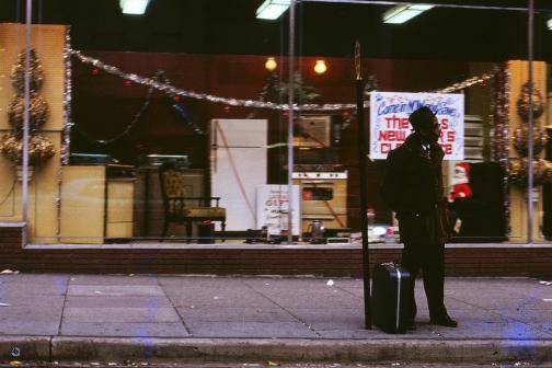 Man at Bus Stop (1971)