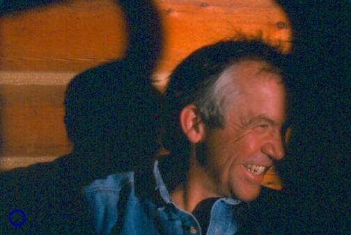 G22-6 Ernie in Cabin, #3, 1997