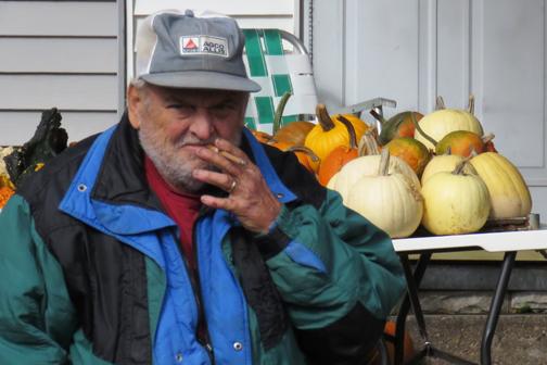 Pumpkin Merchant (2018)